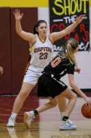 Gallery: Girls Basketball Central Kitsap @ Capital